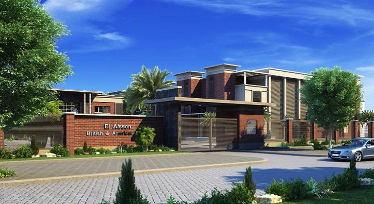 El Alsson British & American International School, New Giza, Egypt