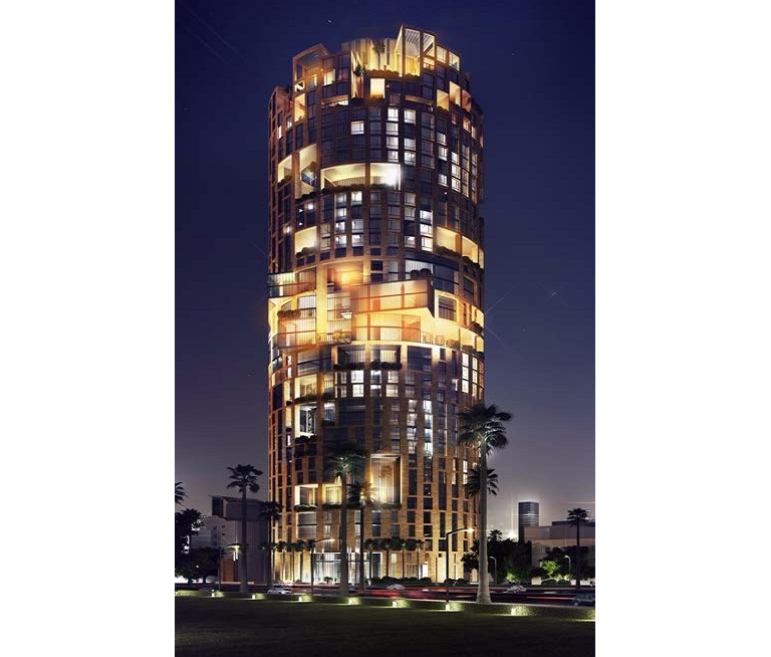 Al Zamil Residential Tower