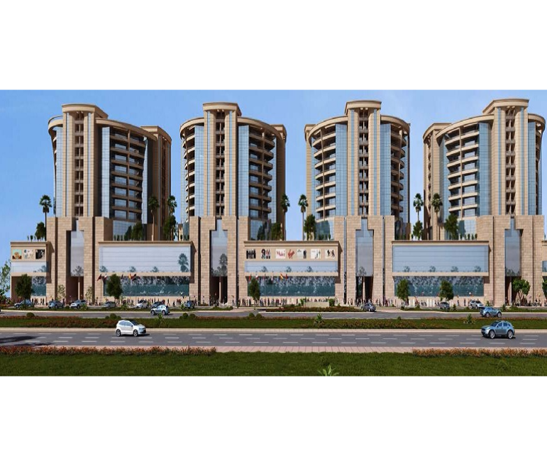 Smouha Mixed-Use Towers