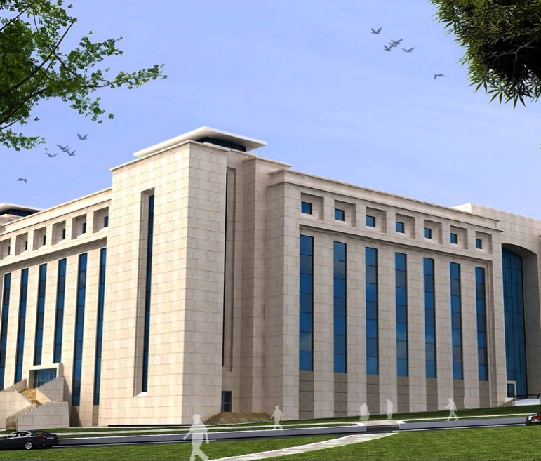 Building Type MB4-Cairo Contact Centres Park