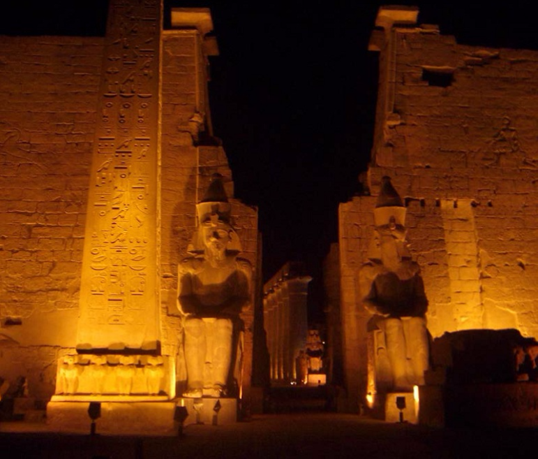 Luxor West Bank Lighting Project, Valley of the Kings and Queens