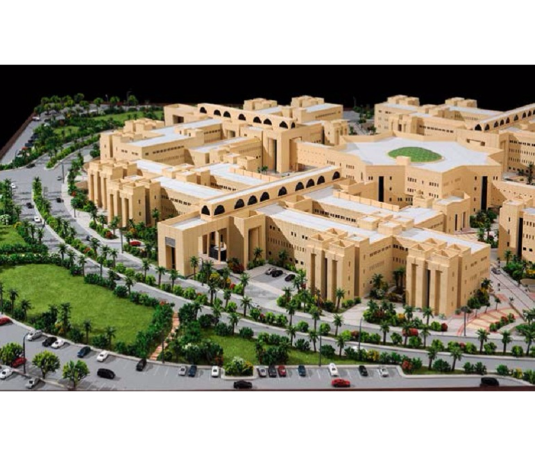 AlQassim Medical Colleges Complex
