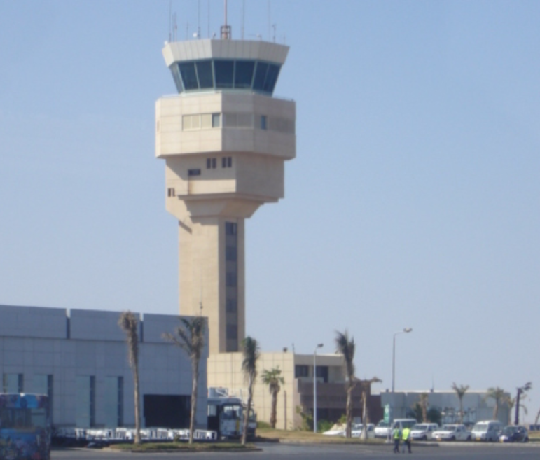 Control Tower for Al-Arish Airport