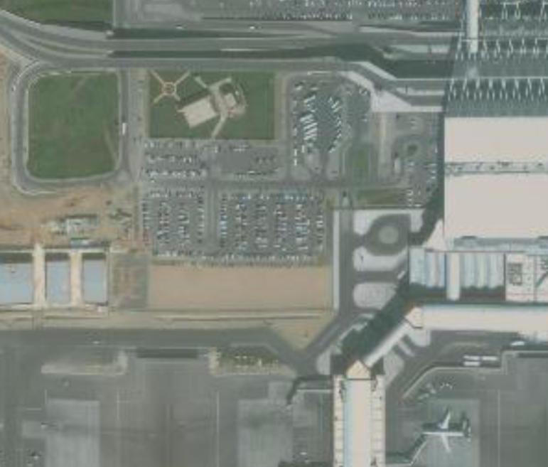 Egypt Air Temporary Facilities at Terminal Building 3