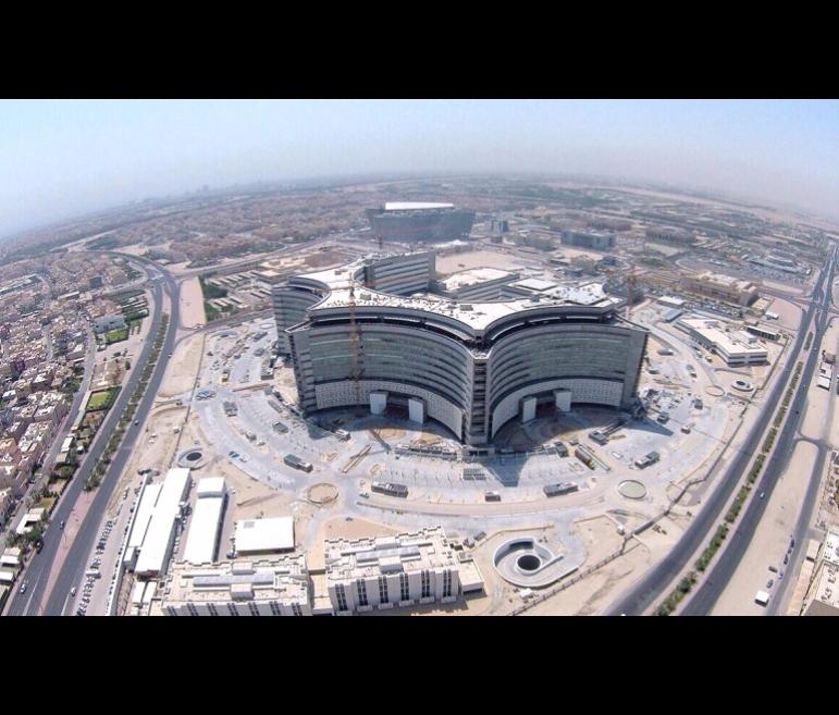 Jaber Al-Ahmed Al-Jaber Al-Sabah Hospital