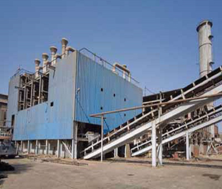 Edfu Pulp Paper Co. New Deaerator