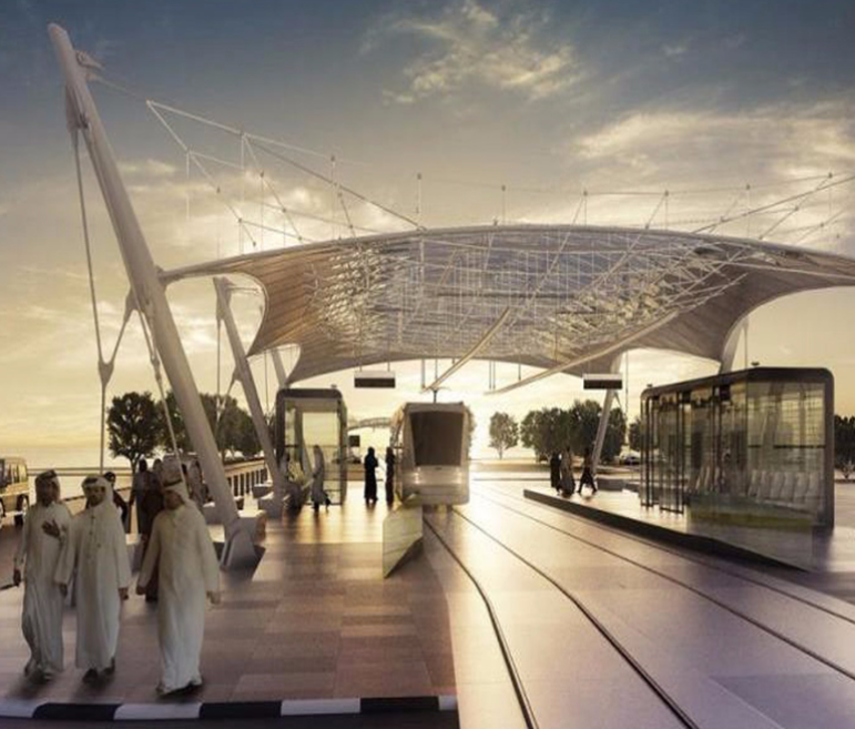 Qatar Education City People-Mover System
