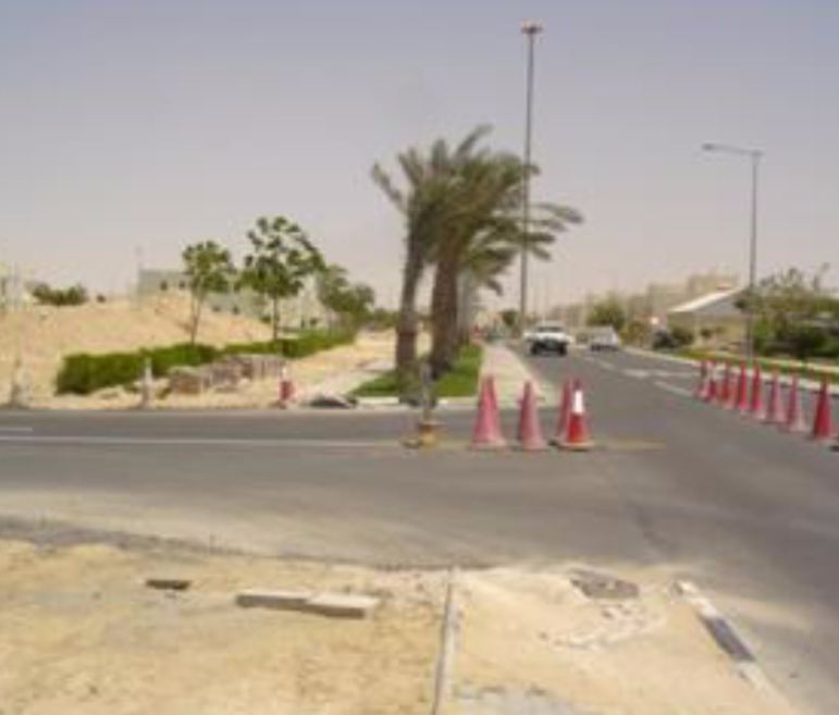 Dukhan New Roads & Upgrading of Existing Roads