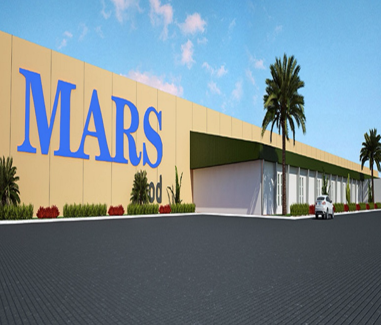 MARS EGYPT Site Development Project