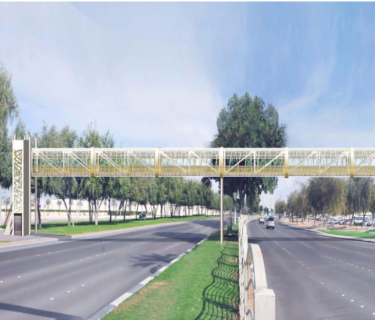 Design of Pedestrian Bridges