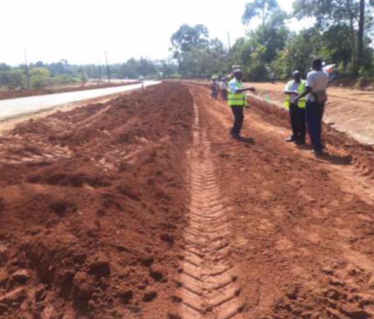 Kakamega-Webuye Road (A1)