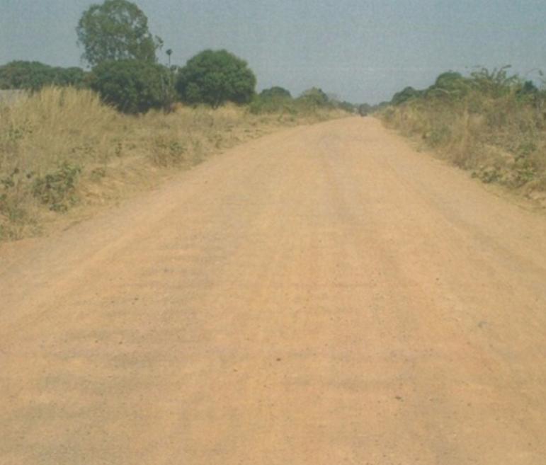 Nyahua-Chaya Road Upgrade