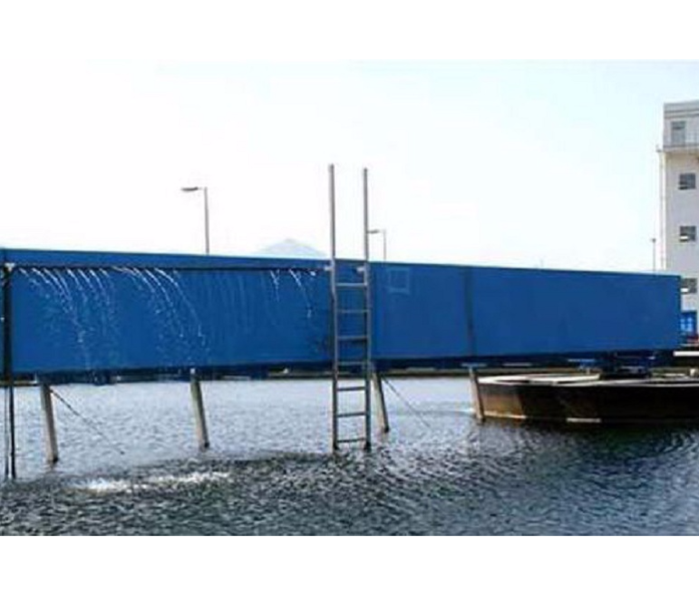 AI Fujairah Wastewater System