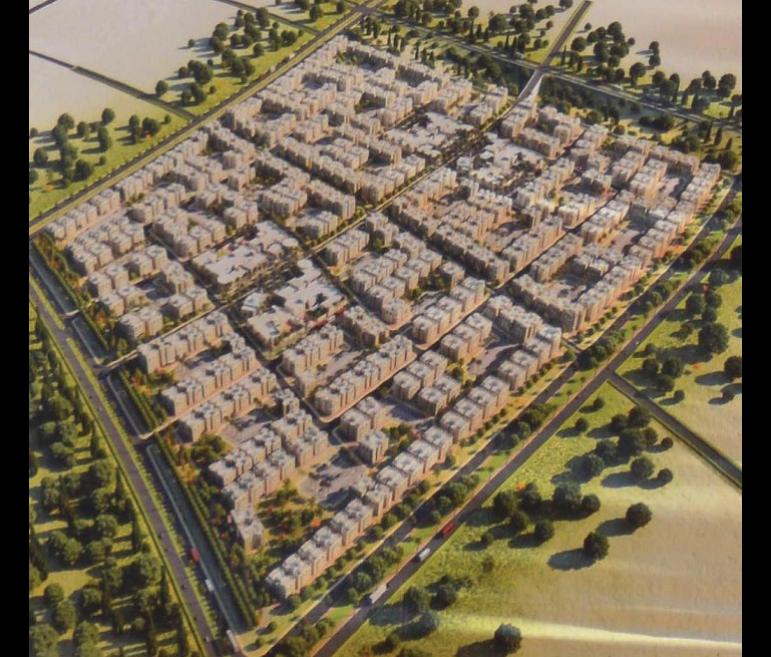 Al-Shorouk Community, (Area H2-8 – Phase 1), KAEC