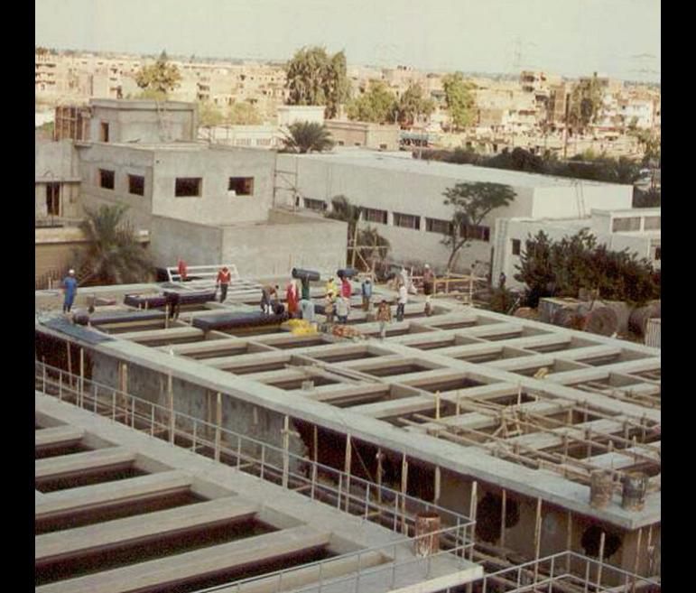 Kafr ElSheikh Sewerage Project