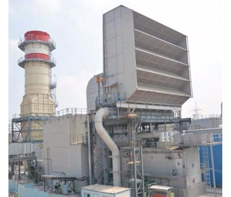 Attaqa & Mahmoudia Gas Turbine Power Plants