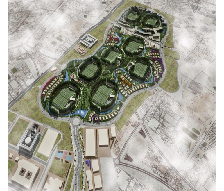 Aspire Zone-Phase II