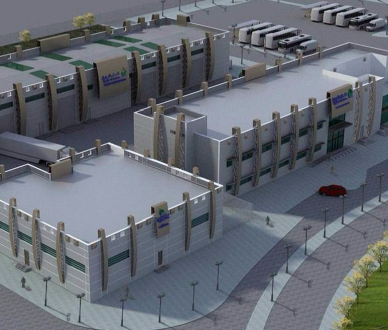 Phase 2 of New Natural Gas Liquid (NGL) Support Campus at Mesaieed