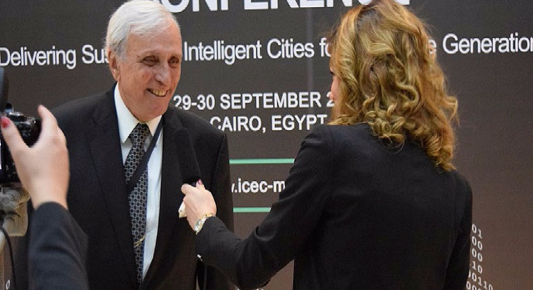 "ECG Sponsors the 2015 Edition of ""Intelligent Cities Exhibition & Conference"""