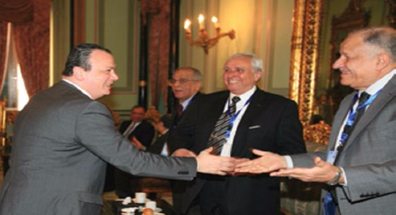 Egyptian Businessmen's Association (EBA): ECG Sponsors Energy Conference under the Patronage of President Abdel Fattah El-Sisi