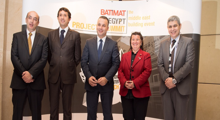BATIMAT Egypt Projects Summit 2017