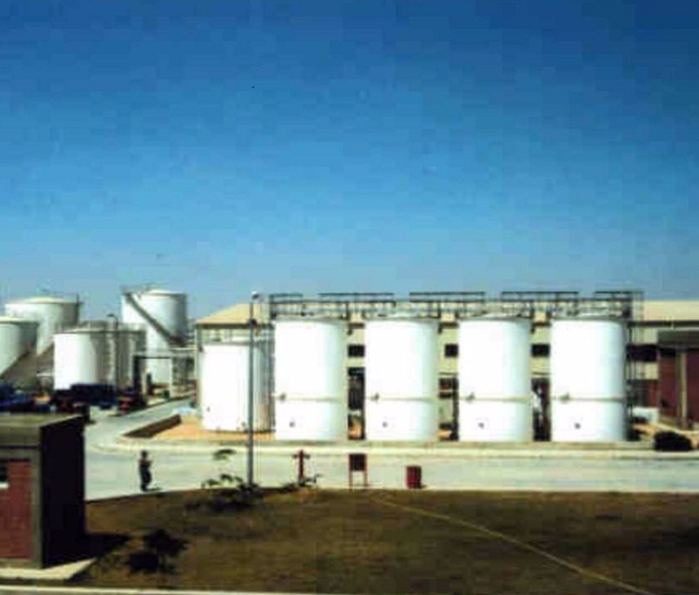 Caltex Lube Oil Blending Plant