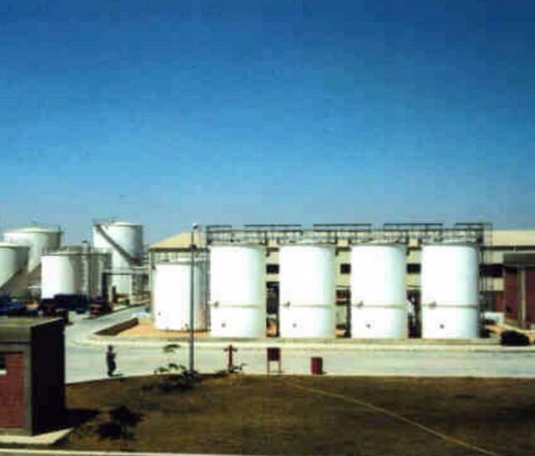 Caltex Lube Oil Blending Plant