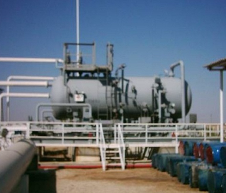 Sweidieh Oil Field
