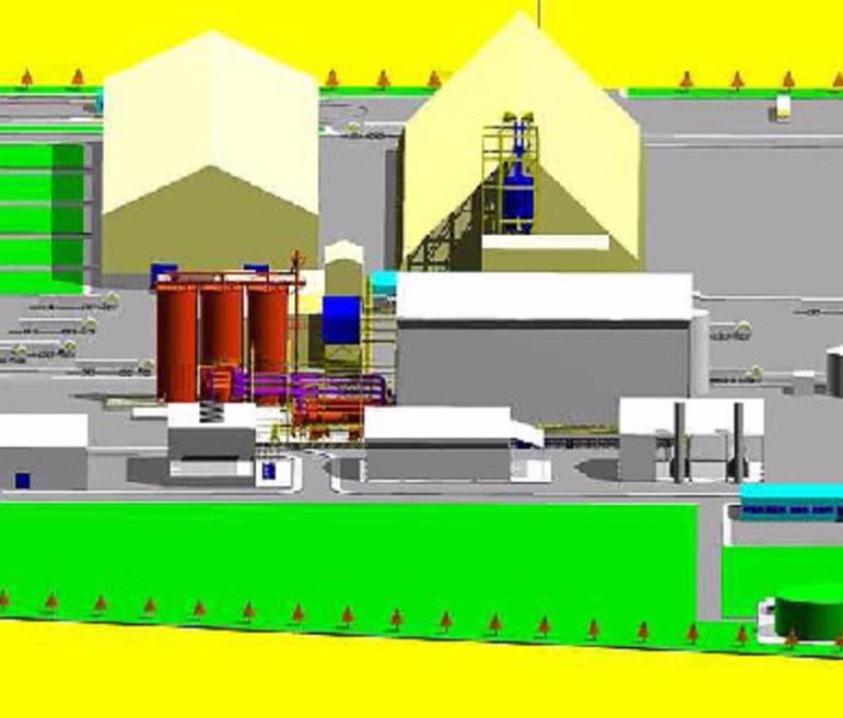 Rosetta Sugar Refinery