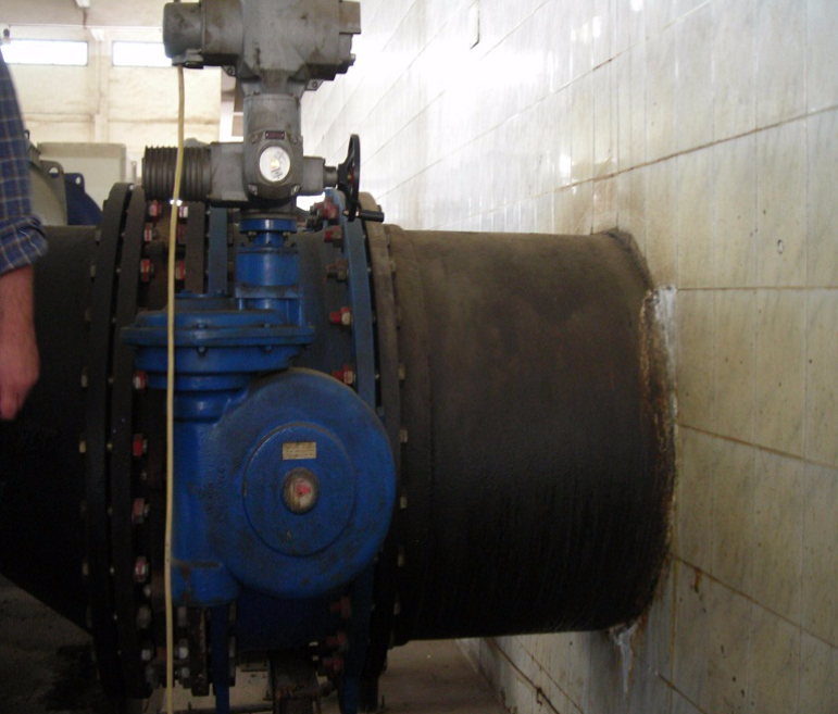 Obour City Water Network and Pump Stations