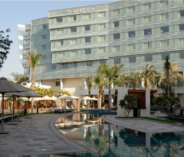 Le Méridien – Cairo International Airport Hotel