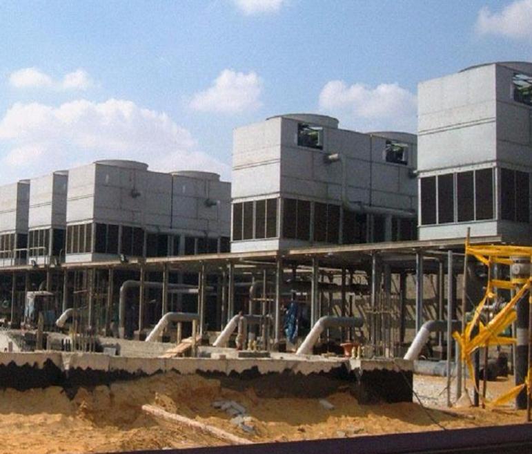 Smart Village Central Chiller Plant