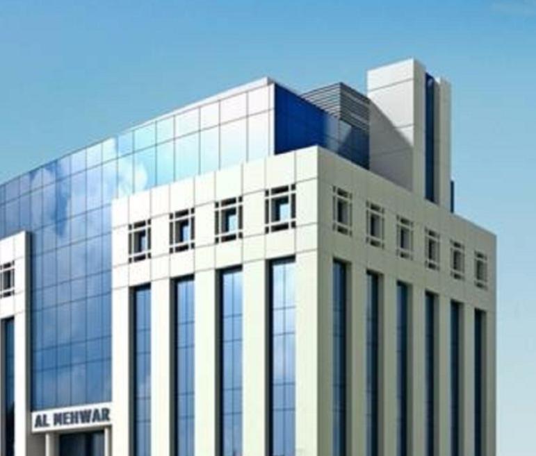 AlMehwar Office Building