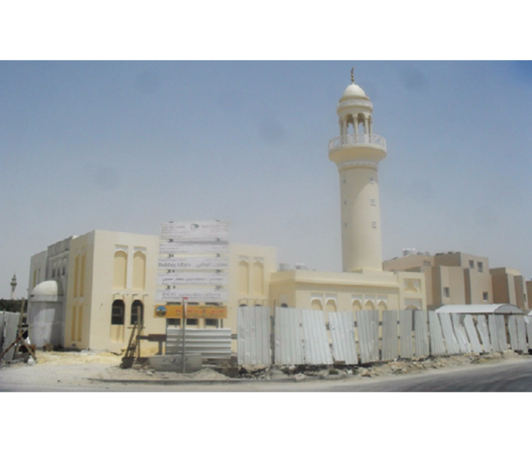 Mosque Complexes (Package 8)
