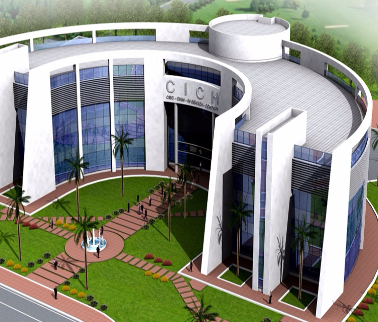 Commercial International Capital Holding Company Office Building