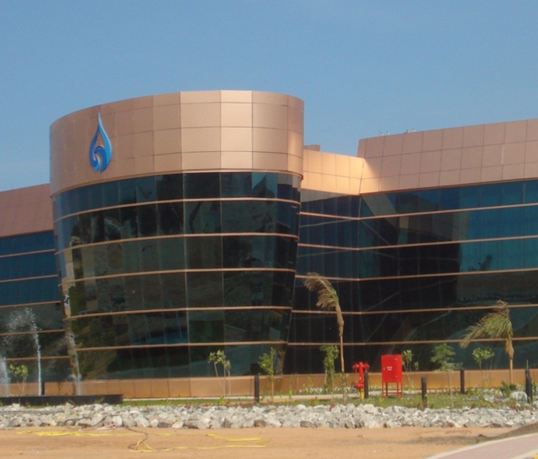 LEED Certification of Ruwais Administration Building