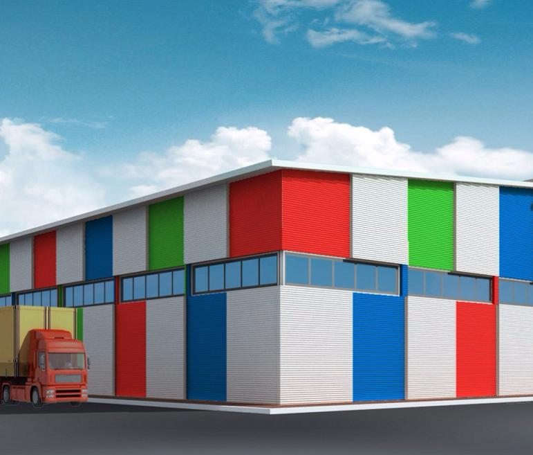 Pirelli Tyre Factory