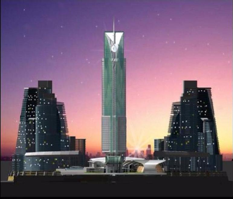 Dubai Pearl Movenpick Hotel