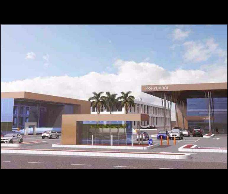 Hyundai & Kia Service Workshops, Al-Quoz Industrial – Area 1