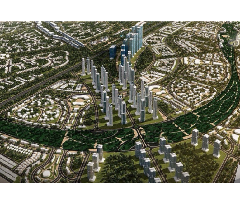 Sheikh Zayed City Extension