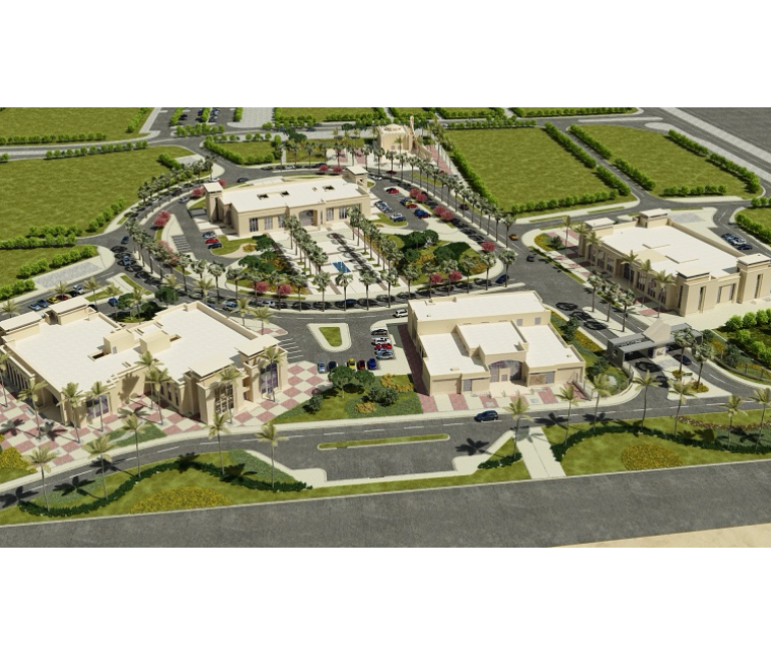 Al-Sadat City Technology Park