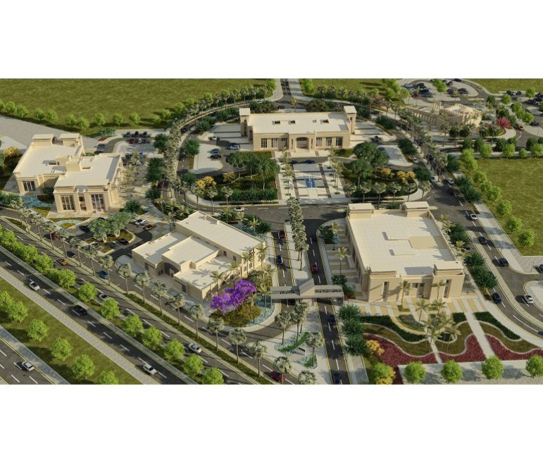 New Beni Suef City Technology Park