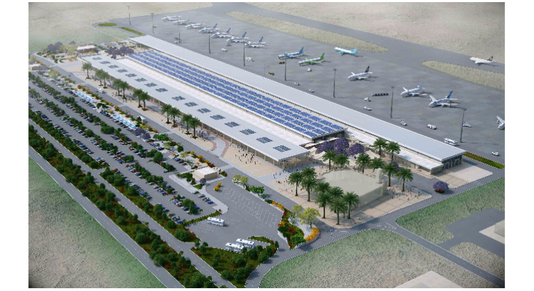 BORG AL-ARAB INTERNATIONAL AIRPORT EXTENSION