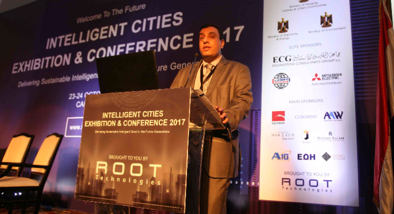 "ECG Sponsors the 2017 Edition of ""Intelligent Cities Exhibition & Conference (ICEC)"""