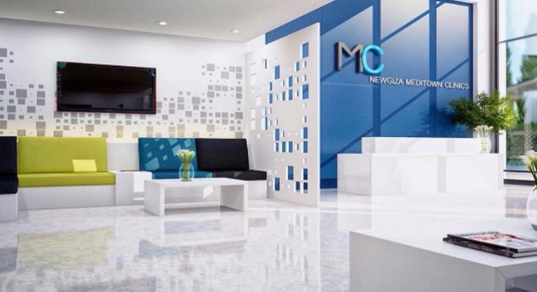Meditown Clinics Complex, New Giza