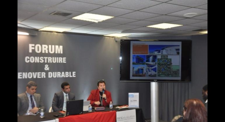"ECG Participates in the ""Batimat Paris 2017"" Conference & Exhibition"