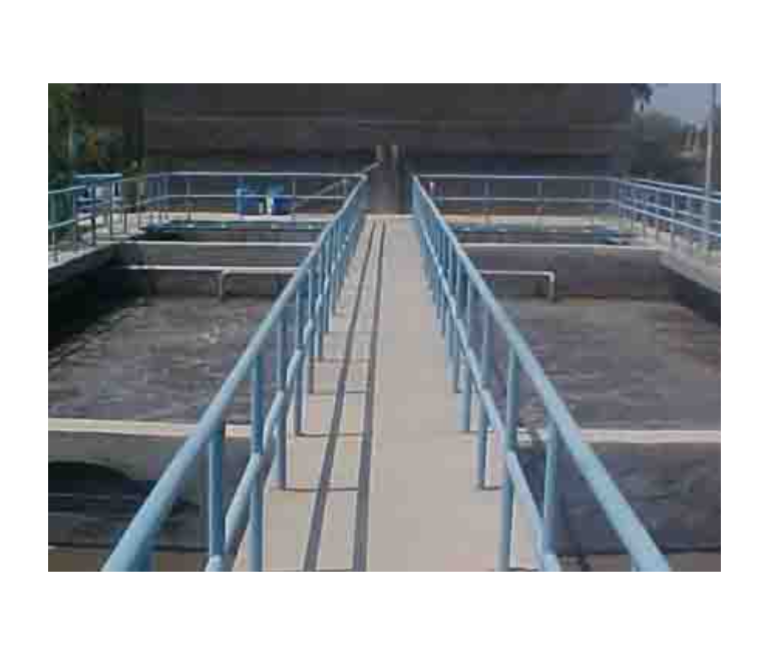 Wastewater & Sewage Treatment Plant at Medical Union Pharmaceuticals Factory