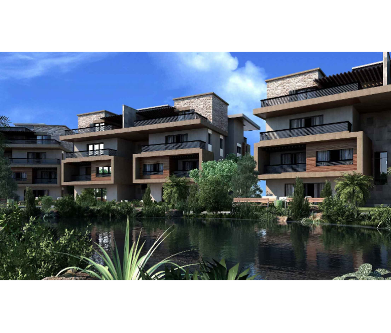 NEWGIZA Westridge Residential Units