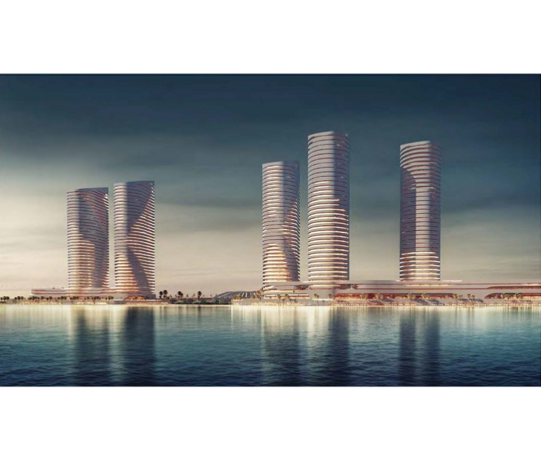 New Al-Alamein City Seafront