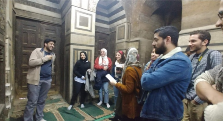 ECG/ UTW effectively participated in Workshop for Architects on Mamluk Geometric Design